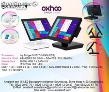 Caisse tactile oxhoo dandy