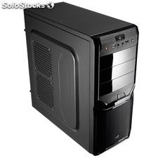 Caja aerocool Semitorre V3X Advance Black USB3.0