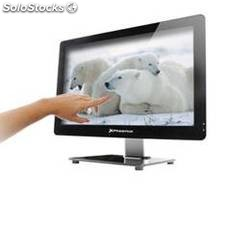 Caja barebone all in one tactil phoenix pantalla led 21.5slim usb hd audio