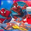 caja decoracion spiderman