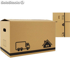 Caja multiusos 40X25X20 cm - confortime - 8433774609544 - BY05020160954