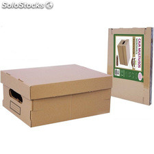 Caja multiusos brown 30X22,5X12,5CM - confortime - 8433774609483 - BY05020160948