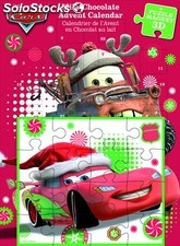Cal puzzle cars 80G