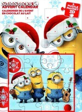 Cal puzzle minions 80G