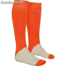 Calcetas Unisex sr (41/46) naranja sport collection