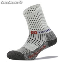 Calcetin Invierno Gris 3L Worksock Ws100 T-39-42
