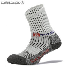 Calcetin Invierno Gris 3L Worksock Ws100 T-39-42 3L