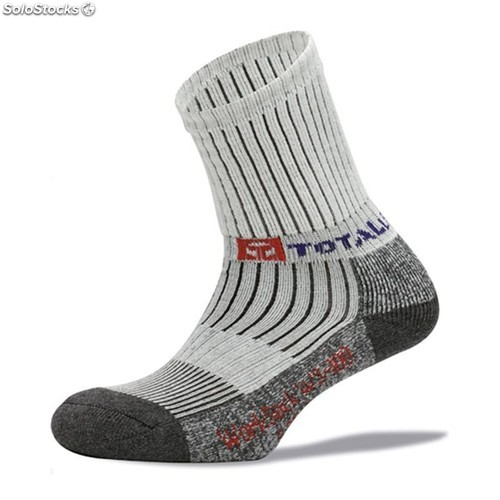 Calcetin Invierno Gris 3L Worksock Ws100 T-43-46