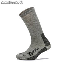 Calcetin Invierno Hombre Gris 3L Worksock Ws180 T43-46 3L
