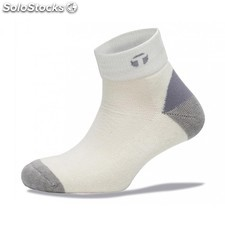 Calcetin Verano Mujer Blanco 3L Worksock Ws240 T39-42