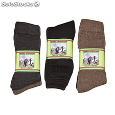 Calcetines Thermal Hombre Ref 921