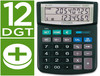 Calculadora citizen sobremesa dl-870 euro 12 digitos doble pantalla negra