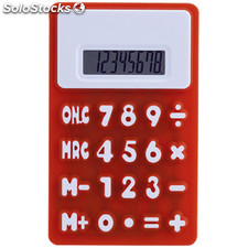 Calculatrice Rollie Red S/T