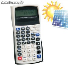 Calculatrice Scientifique Solaire
