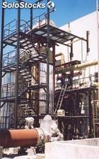 Caldeira de Recuperação motor fuel 3000 rb-tl-gv - sulzer (atlantic islands energy) - 1999