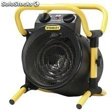 Calefactor electrico industrial stanley turbo 2000w kt0509