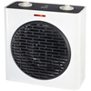 Calefactor FM T-20 2000W 2 potencias frío calor regulable blanco