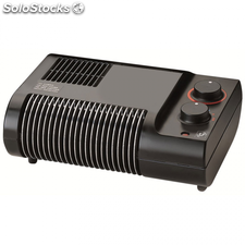 Calefactor SP TL-20N 2000W 4 posiciones termostato regulable negro