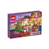 calendario de adviento de lego friends
