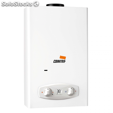 Calentador gas natural Cointra Optima COB-11 D n 2368 Outlet 11 litros interior