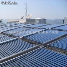calentadores solares for water heating projects