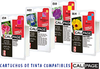 Calipage toner compatible hp/q60002 amarillo l4