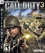 Call of duty 3 platinum/PS3