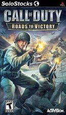 Call of duty 3: Road to Vict./psp