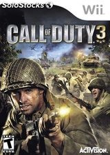Call of duty 3/wii