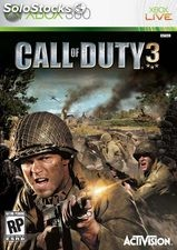 Call of duty 3/XBOX360
