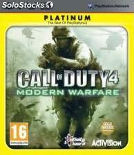 Call of duty 4 modern warfare clasic/PS3