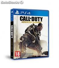 Call of duty advanced warfare/PS4