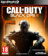 Call of duty black ops iii/PS3