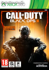 Call of duty black ops iii/X360