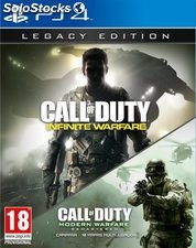 Call of duty infinite warfare legacy/PS4