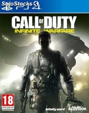 Call of duty infinite warfare/PS4