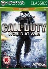 Call of duty world at war classic/X360