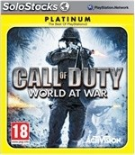 Call of duty world at war platin./PS3