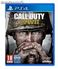 Call Of Duty wwii - PlayStation4