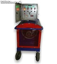 Caloventor Electrico Uso Industrial 54Kw 380v