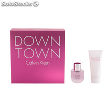 Calvin Klein - downtown lote 2 pz edp vapo 50 ml