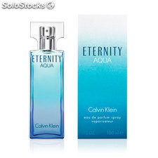 Calvin Klein - eternity aqua woman edp vapo 100 ml