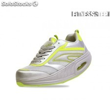 Calzado deportivo Fitness Step Grey/Yellow T39
