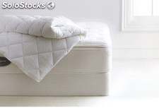 Cama americana hotel Queen size Boxspring marca Simmons