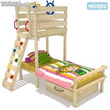 Cama de aventuras Wickey Captain Flynt