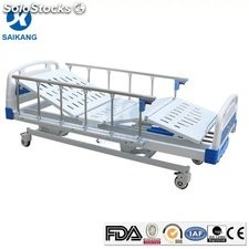 Cama manual para enfermos hospital de emergencia