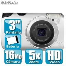 Camara canon powershot a3300 is