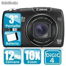 Camara Canon PowerShot sx120 is