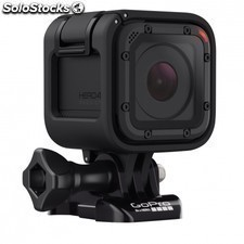 Camara de accion gopro hero 4 session edition negra - 8mp - video 1440p 30fps