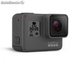 Camara de accion gopro hero 5 black - video 4K - foto 12MP - wifi - bt -